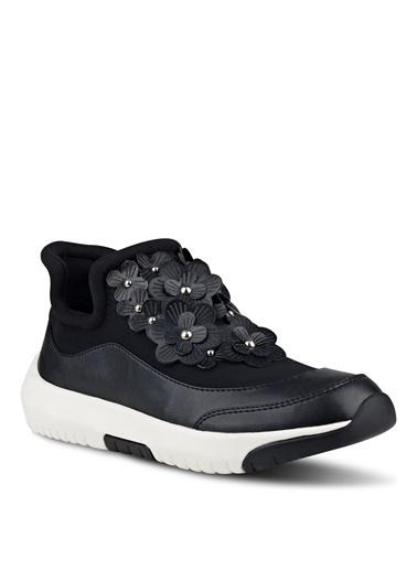 Nine West %100 Süet Lifestyle Ayakkabı Siyah